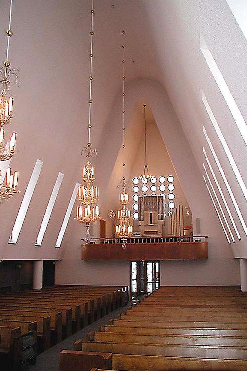 Rajamäen Kirkko